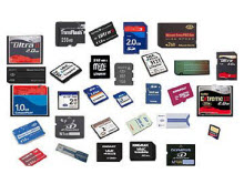 Memory Card Data Recovery Cards