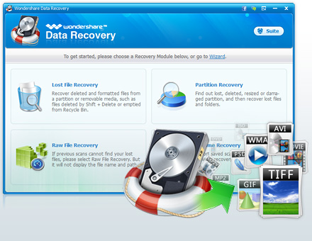 data recovery effortlessly recover deleted or lost files