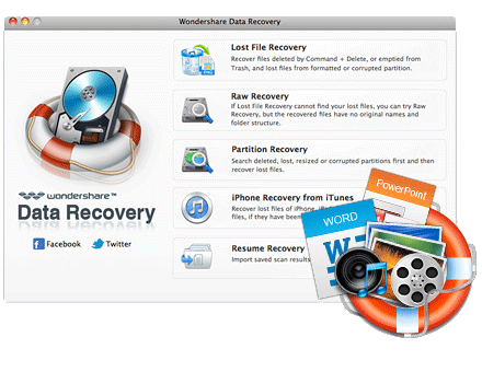 Android Data Recovery Mac